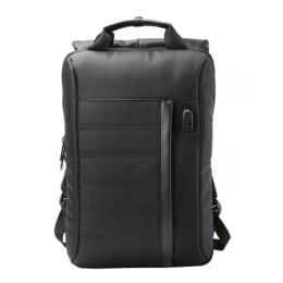Croma 15 inch Laptop Backpack (K9021W, Black)_1
