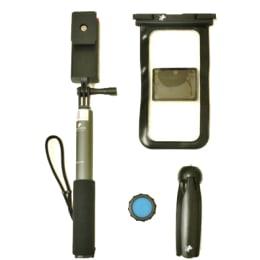 Skywater Premium Selfie Stick with Tripod (SW-401, Black)_1