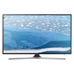 Samsung 125 cm (50 inch) Ultra HD LED TV Smart TV (50KU6000, Black)_1