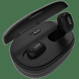 Leaf Truly Wireless Earphones (Buds, Black)_1