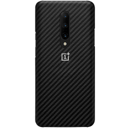 OnePlus 7 Pro Protective Back Case Cover (5431100074, Karbon)_1