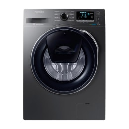 Samsung 9 kg Fully Automatic Front Loading Washing Machine (WW90K6410QX/TL, Grey)_1