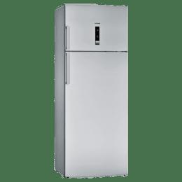 Siemens iQ500 401 Litres 2 Star Frost Free Double Door Refrigerator (HyperFresh, KD46NXI30I, Inox)_1