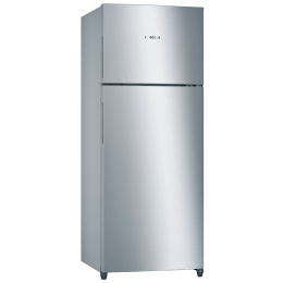 Bosch 330 L 3 Star Frost Free Double Door Inverter Refrigerator (KDN42VL30I, Stainless Steel)_1