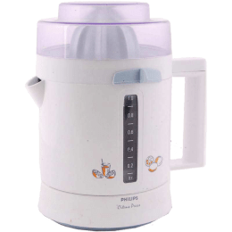 Philips 25 Watt Juicer (HR2775/28, White)_1