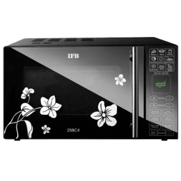 IFB 25 Litres Convection Microwave Oven (Child Safety Lock, 25BC4, Black)_1