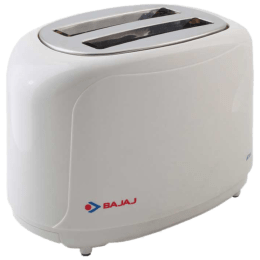 Bajaj 750 Watt 2 Slice Pop Up Toaster (ATX 4, White)_1