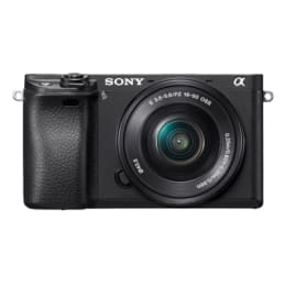 Sony Alpha 24.2 MP Mirrorless Camera Body with 16 - 50 mm Lens (ILCE-6300L, Black)_1