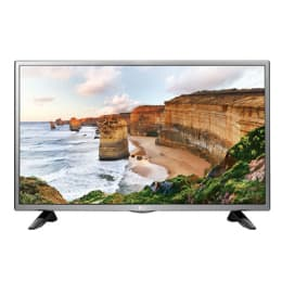 LG 81 cm (32 inch) HD Ready LED TV (32LH520D, Black)_1