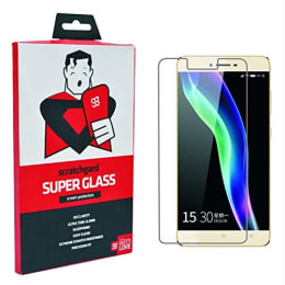 Scratchgard Tempered Glass Screen Protector for Gionee S6 (Transparent)_1