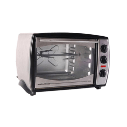 Morphy Richards 18 Litres 18 RSS Oven Toaster Grill (Stainless Steel)_1