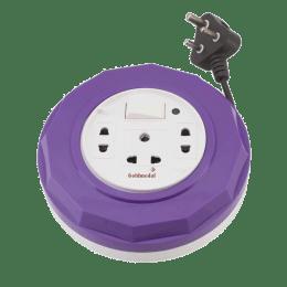 GM 5M 3 Pin Flex Box (GL405, Purple)_1