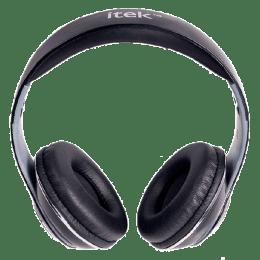 Itek Wireless Bluetooth Headphone (BTHP001_BK, Black)_1