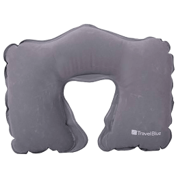 Travel Blue Inflatable Neck Pillow (TB-220, Grey)_1