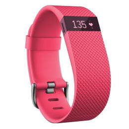 Fitbit Charge Heart Rate Wristband - Small (Pink)_1