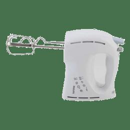 Philips 175 Watt Hand Mixer (HR1453/70, White)_1