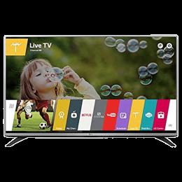 LG 109 cm (43 inch) Full HD LED Smart TV (43LH595T, Black)_1