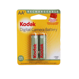 Kodak Rechargeable NiMH AA Rechargeable Camera Battery (RDC-2, Grey)_1