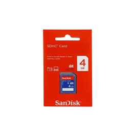 Sandisk 4 GB Memory Card (Blue)_1