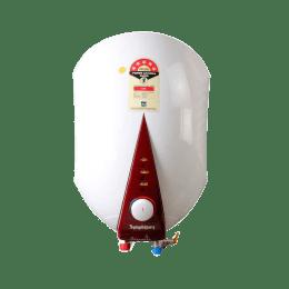 Symphony Sauna 15 Litres Vertical Storage Water Geyser (STORAGE 15 LTRS, White)_1