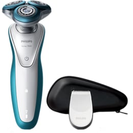 Philips AquaTouch Wet & Dry Shaver (S7320, White)_1