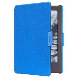 Amazon Flip Case for Kindle 8th Generation (B01CUKZFL6, Blue)_1