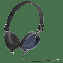 Skullcandy Navigator Wired Headphone (Blue)_1