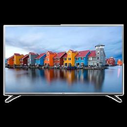 LG 124 cm (49 inch) Full HD LED TV (49LH595T, Black)_1
