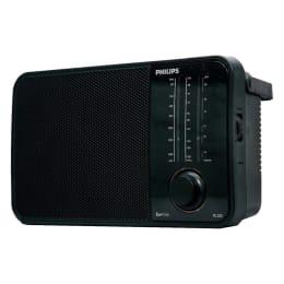Philips IN-RL205/N FM Radio (Black)_1