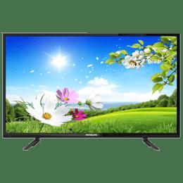 Hitachi 107 cm (42 inch) Full HD LED TV (LD42SY01A-CIW, Black)_1