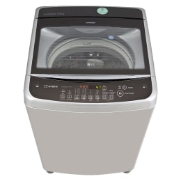 LG 9 kg Fully Automatic Top Loading Washing Machine (T1077TEEL1AFSPEIL, Silver)_1