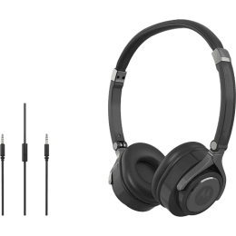 Motorola Pulse 2 Wired Headphones (Black)_1