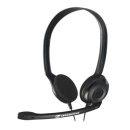 Sennheiser PC 3 CHAT Wired Headset (Black)_1