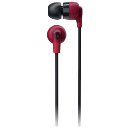 Skullcandy Inkd Plus Bluetooth Earphones (S2IQW-M685, Red)_1