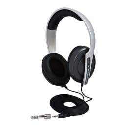 Sennheiser HD 203 Wired Headphone (Black & Silver)_1