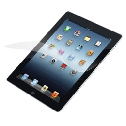 Targus Screen Protector for Apple iPad 2/iPad 3 with Bubble Proof Installation (AWV1245US-50, Transparent)_1