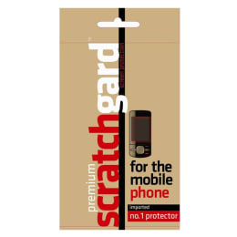 Scratchgard Front & Back Screen Protector for Sony Xperia Z (Transparent)_1