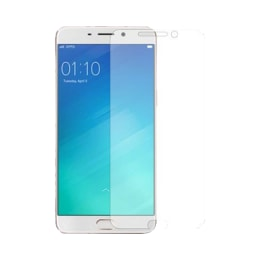 Stuffcool Puretuff Tempered Glass Screen Protector for Oppo F1S (PTGPOPOF1S, Clear)_1