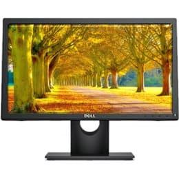 Dell 18.5 inch HD LED Monitor (E1916H, Black)_1