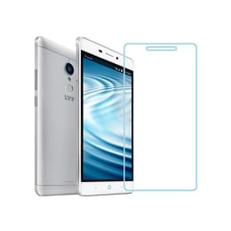 Scrik Tempered Glass Screen Protector for LYF Water 7 (Transparent)_1