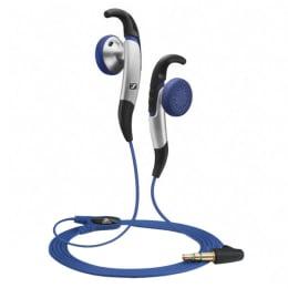 Sennheiser Sports In-Ear Wired Earphones (MX 685, Black/Silver/Blue)_1