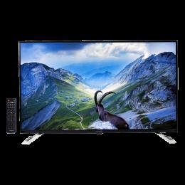 Croma 122 cm (48 inch) Full HD LED Smart TV (EL7325, Black)_1