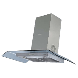 Faber Arco 3D Max 1295 m³/hr 90cm Wall Mount Chimney (Baffle Filter, T2S2 Max LTW 90, Stainless Steel)_1