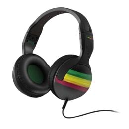 Skullcandy Hesh RASTA Wired Headphone (Green)_1