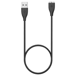 Fitbit USB 2.0 (Type-A) Charging Cable (FB157RCC, Black)_1