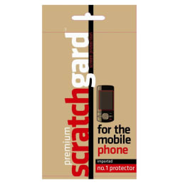 Scratchgard Screen Protector for Samsung Galaxy Chat (Transparent)_1