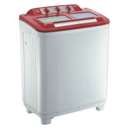 Godrej 6.5 kg Semi Automatic Top Loading Washing Machine (GWS6502PPC, Red)_1