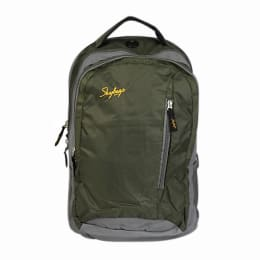 VIP Backpack for Laptop (Rider 01, Green)_1
