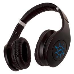 SoundLogic Over-Ear Bluetooth Headphones (BTH004, Black)_1
