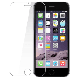 Catz Tempered Glass Screen Protector for Apple iPhone 6/6S (CTZTG6S, Transparent)_1